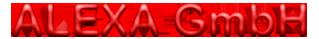 ALEXA GmbH Onlineshop-Logo